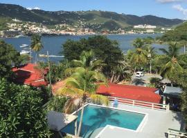 Olga's Fancy, inn in Charlotte Amalie