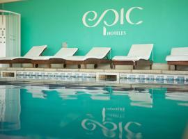 Epic Hotel San Luis, hotel en La Punta