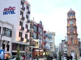 Anzac Hotel, hotel in Canakkale