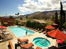 Los Arboles Hotel, hotel v destinaci Palm Springs