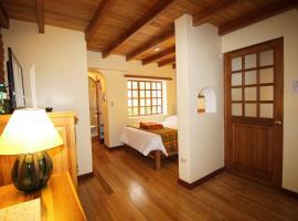 Hotel Vieja Cuba, hotel in Quito