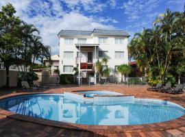 Earls Court Motel & Apartments, hotel in Gold Coast