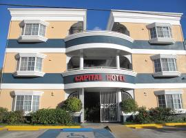 Capital Hotel, hotel in Garapan