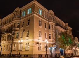 Hotel Eridan, hotel in Vitebsk