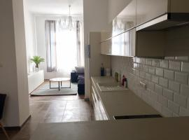 White Dream Home, hotel near Matthias Church, Budapest