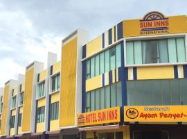 Sun Inns Hotel Pasir Penambang (KS Botanic), hotel di Kuala Selangor