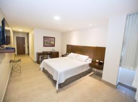 Hotel Marcelius, hotel en Guayaquil