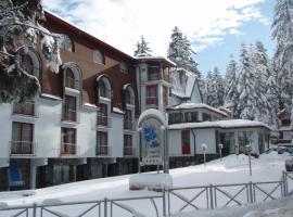 Saint George Borovets Hotel, hotel Borovecben