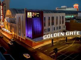 Golden Gate Casino Hotel, hotel in Downtown Las Vegas - Fremont Street, Las Vegas