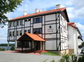 Hotel Anek – hotel w mieście Mrągowo
