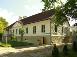 Haeska Manor, Hotel in Haeska