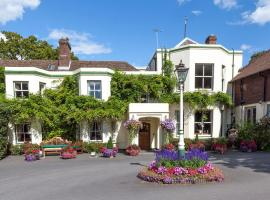 Passford House Hotel, golf hotel in Lymington