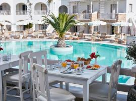 Aegean Plaza Hotel , ξενοδοχείο στο Καμάρι