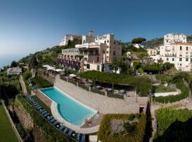 Hotel Rufolo, accessible hotel in Ravello