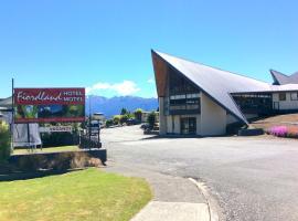 Fiordland Hotel, hotel in Te Anau