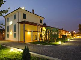 Hotel Gabarda, hotell i Carpi