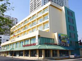 Aloha Hotel, hotel near Roxas Boulevard, Manila