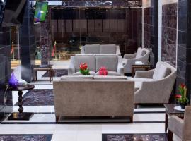 Afaq Jeddah, serviced apartment in Jeddah