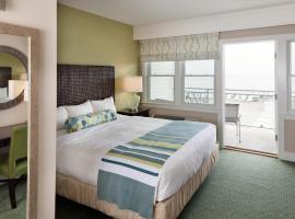 Sea Crest Beach Hotel, beach hotel in Falmouth
