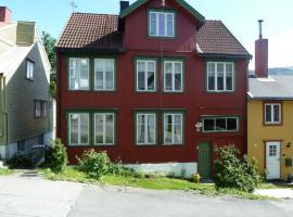 Red Old House Tromsø Apartment, leilighet i Tromsø