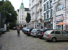 Altan Hotel, hotel in Hamburg