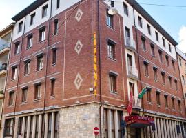 Hotel Terminus & Plaza, hotel a Pisa