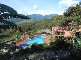 Hotel Viejo Molino Coroico, отель в городе Коройко