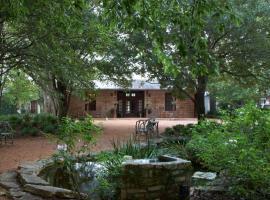 Hoffman Haus, B&B in Fredericksburg