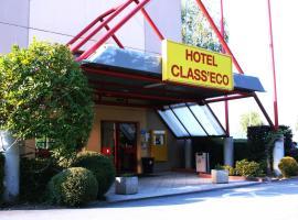 Class'eco Charleroi, hotel in zona Aeroporto di Bruxelles Sud-Charleroi - CRL,