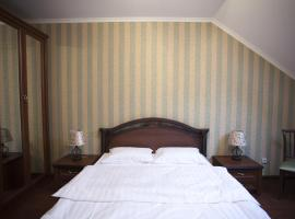 Мини-отель 9 Слобода, отель в Слободе, рядом находится Николо-Угрешский монастырь