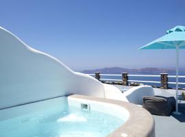 Adore Santorini, хотел в Имеровигли