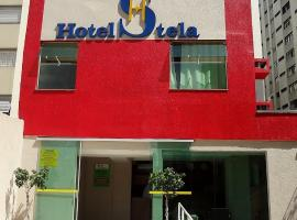 Hotel Stela, hotel near Ciccillo Matarazzo Pavilion, Sao Paulo