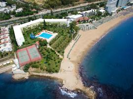 Yalihan Aspendos - All Inclusive, отель в Авсалларе