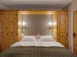 Morosani Posthotel, hotel in Davos