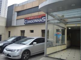 Hotel Congonhas, hotel in São Paulo