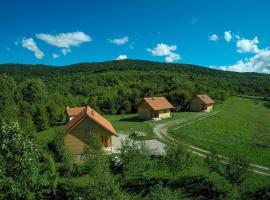 Holiday Homes Eko Klanac, villa in Rakovica