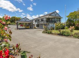 Kingswood Manor Motel, motel in Whangarei