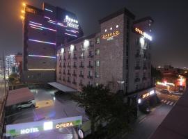 Jeonju Opera 21 Hotel, hotel in Jeonju