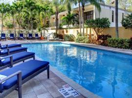 Hampton Inn Miami-Coconut Grove/Coral Gables, hotel in Coconut Grove, Miami