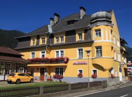 Hotel Villa Huber, hotel v destinaci Afritz