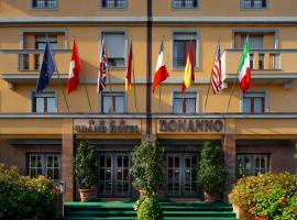 Grand Hotel Bonanno, hotel near San Rossore Train Station, Pisa