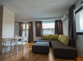 Theatre Apartments, apartment in Bitola