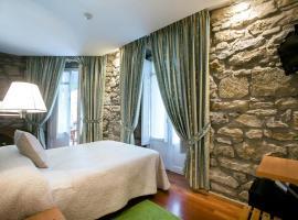 Pensión Nuevas Artes, hotel en San Sebastián