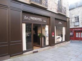 Le Minotel, hotel in Vitré