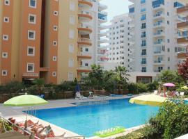Apartment Toros Cekic, пляжный отель в Махмутларе