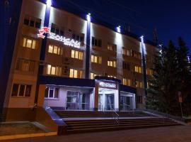 Космос Бизнес Отель, отель в Кургане