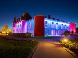 Le Stelsia Resort, hotel Saint-Sylvestre-sur-Lot városában