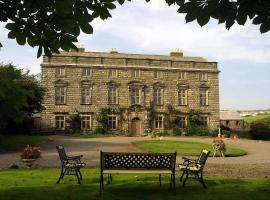 Moresby Hall, country house in Whitehaven
