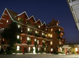 Hotel Cantinho de Portugal, hotel in Campos do Jordão