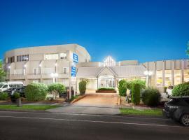 Ciloms Airport Lodge, motel in Melbourne